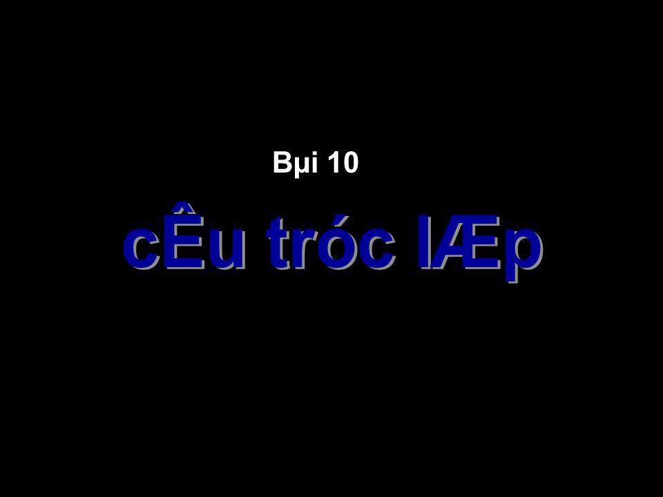 Bµi 10