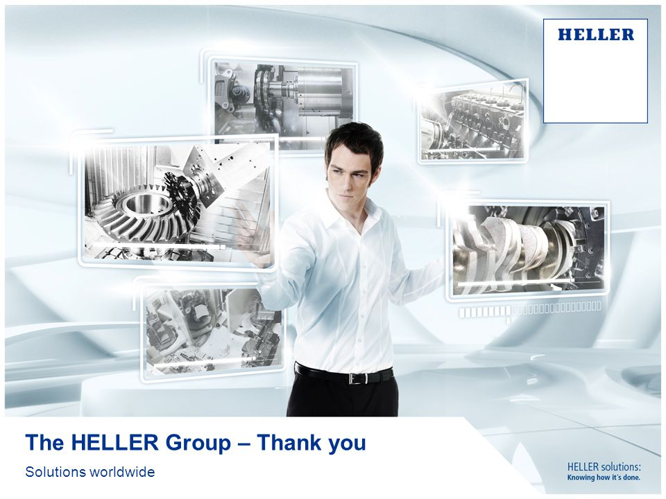 The HELLER Group – Thank you Solutions worldwide