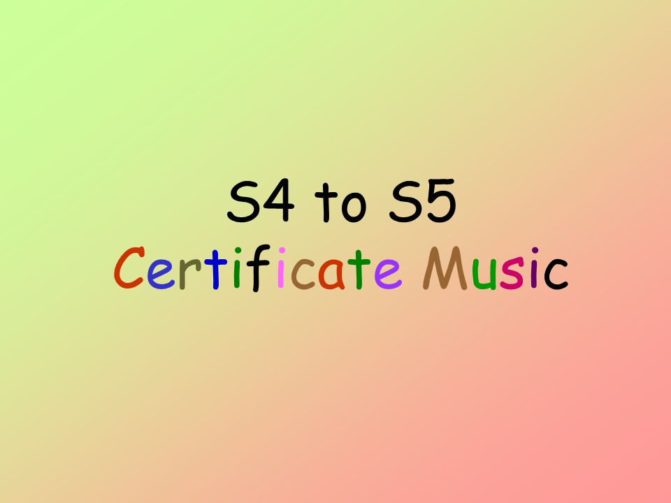 If you want to study CE Music, you have to: 1.pass Grade 5 Theory of Music from the Royal Schools of Music; 2.be able to play a musical instrument (any musical instrument including singing and any Chinese Musical instrument), and have passed Grade 6, or equivalent, from the Royal Schools of Music; 3.be interested in Music; 4.be interested in studying in small groups.