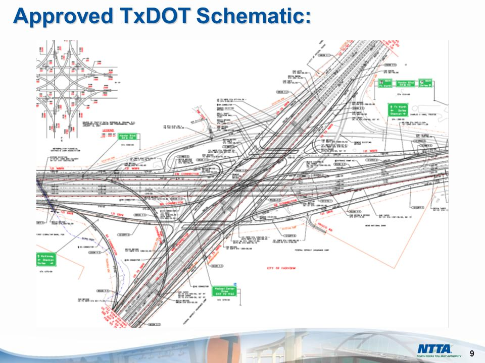 20 Construction Interactive and Collaborative Construction Worked Together to further reduce costs –Adjust North Limits on US 75 –Change Pavement Section –Build-out two lanes on SPUR 366 –Modified phasing to further support construction Additional 5-6% in cost reductions realized