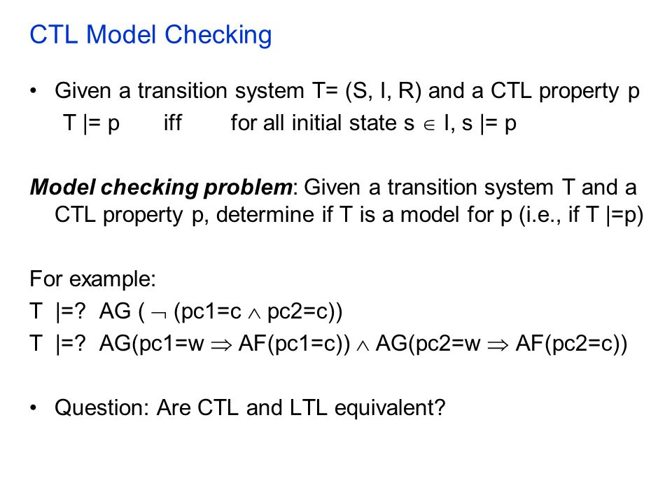 What About LTL and CTL* Model Checking.