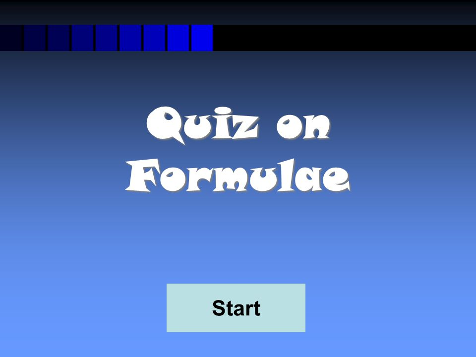 Download The Gold Mine Game and answer the questions by filling in the correct formulae