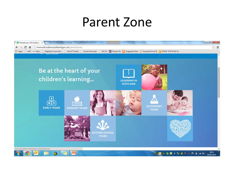 Parent Zone