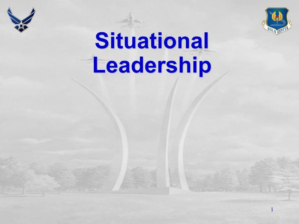 1 Situational Leadership