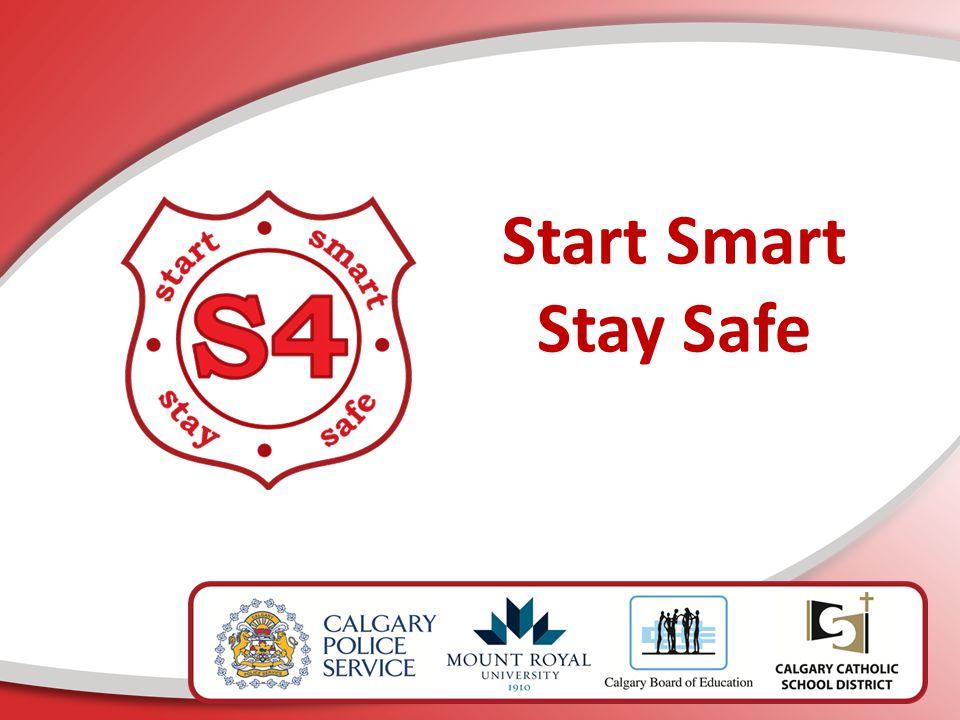 Start Smart Stay Safe