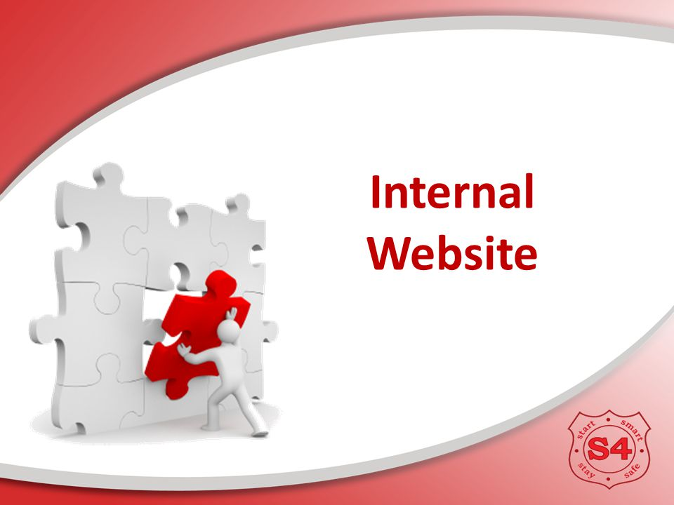 Internal Website
