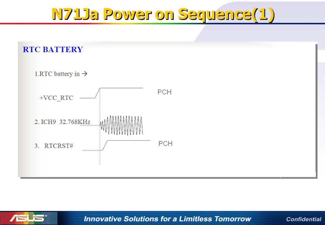 N71Ja Power on Sequence(1)