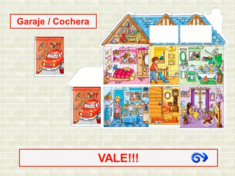 Garaje / Cochera VALE!!!