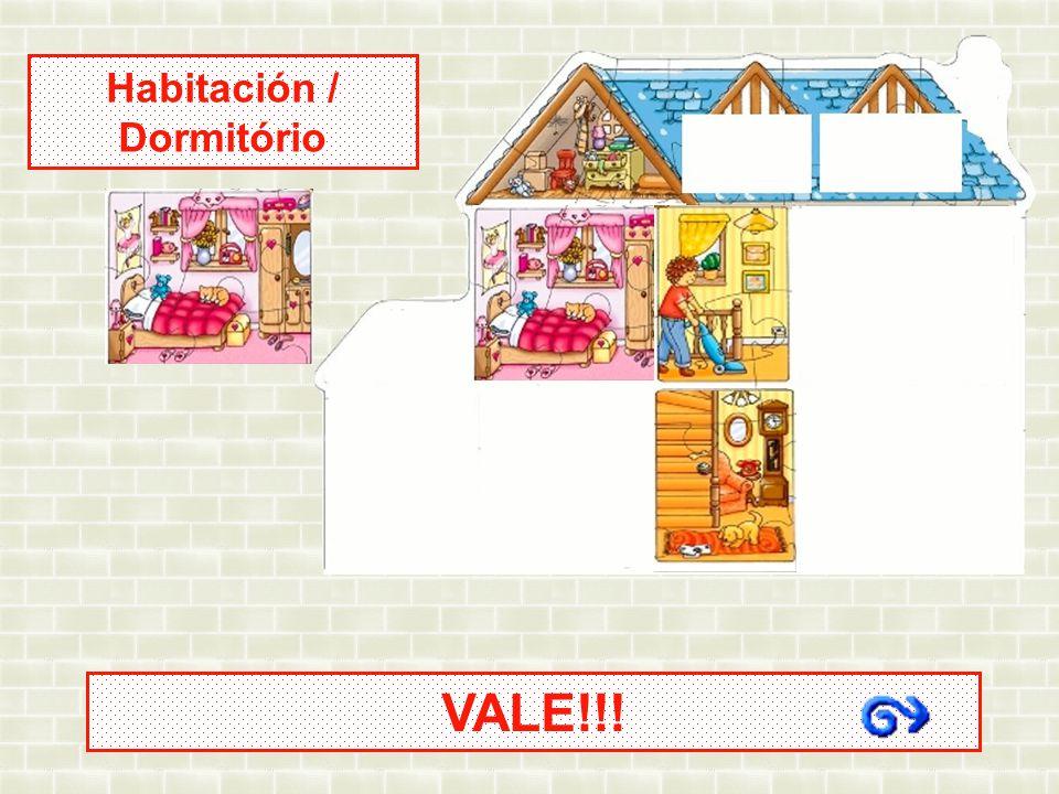 Habitación / Dormitório VALE!!!