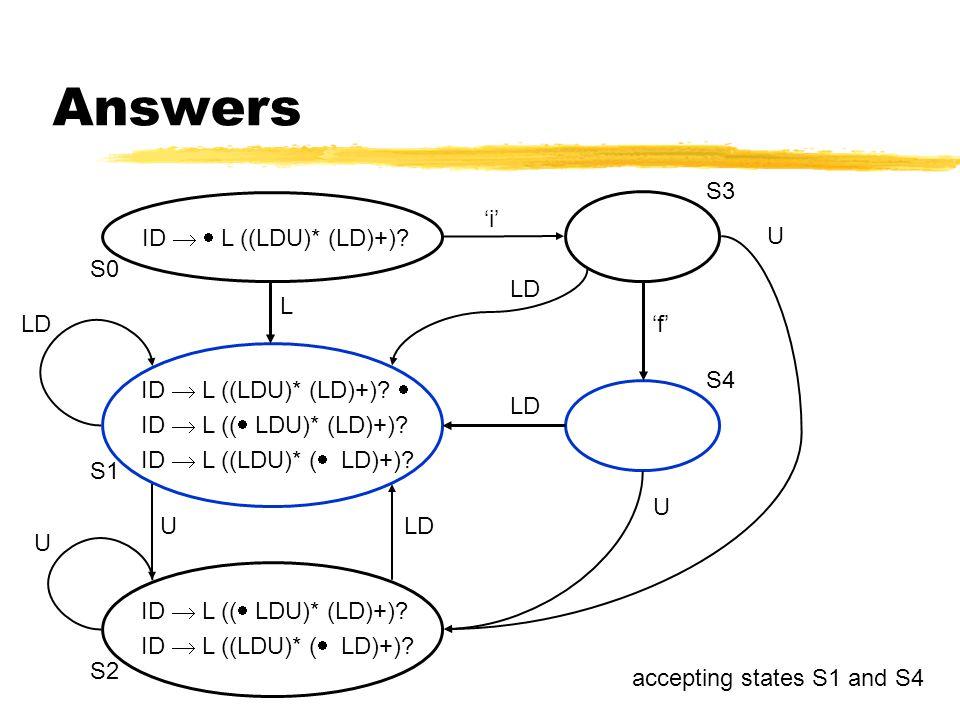 ID  L ((  LDU)* (LD)+). ID  L ((LDU)* (  LD)+).