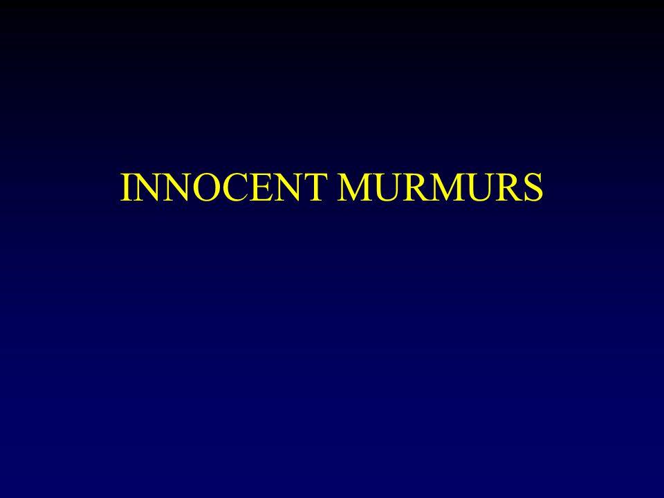 INNOCENT MURMURS