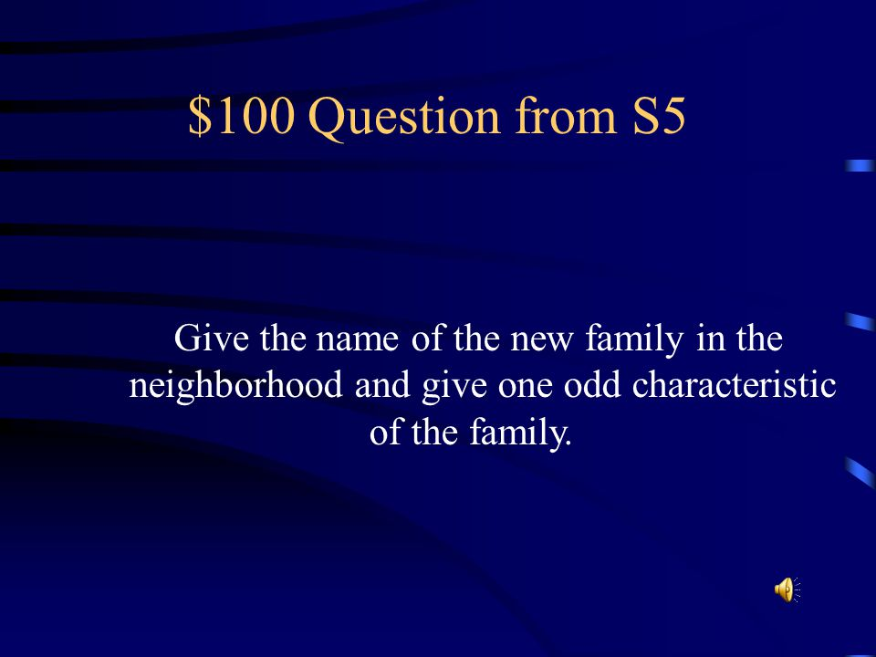$500 Answer from S4 Integrity according to the narrator was defined has courage, bravery, and honesty but more than all three.