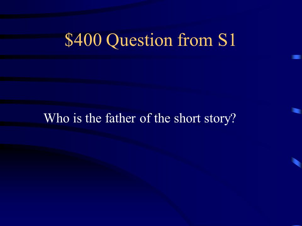 $300 Answer from S1 A symbol