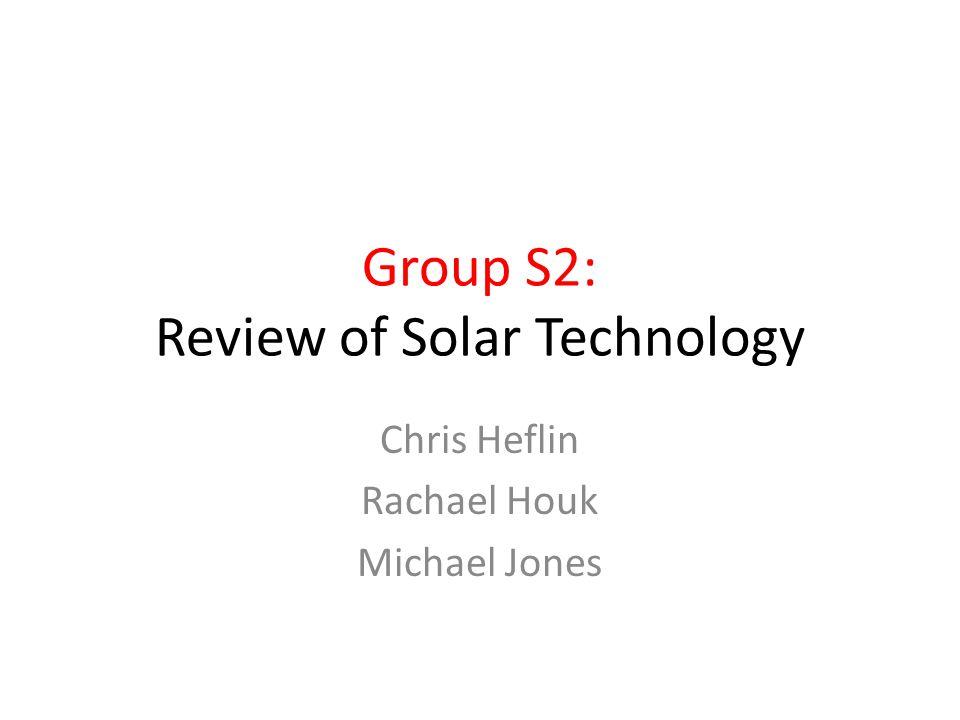 Group S3 Review of S5—Carbon Nanotubes James Kancewick Michael Koetting Bradford Lamb