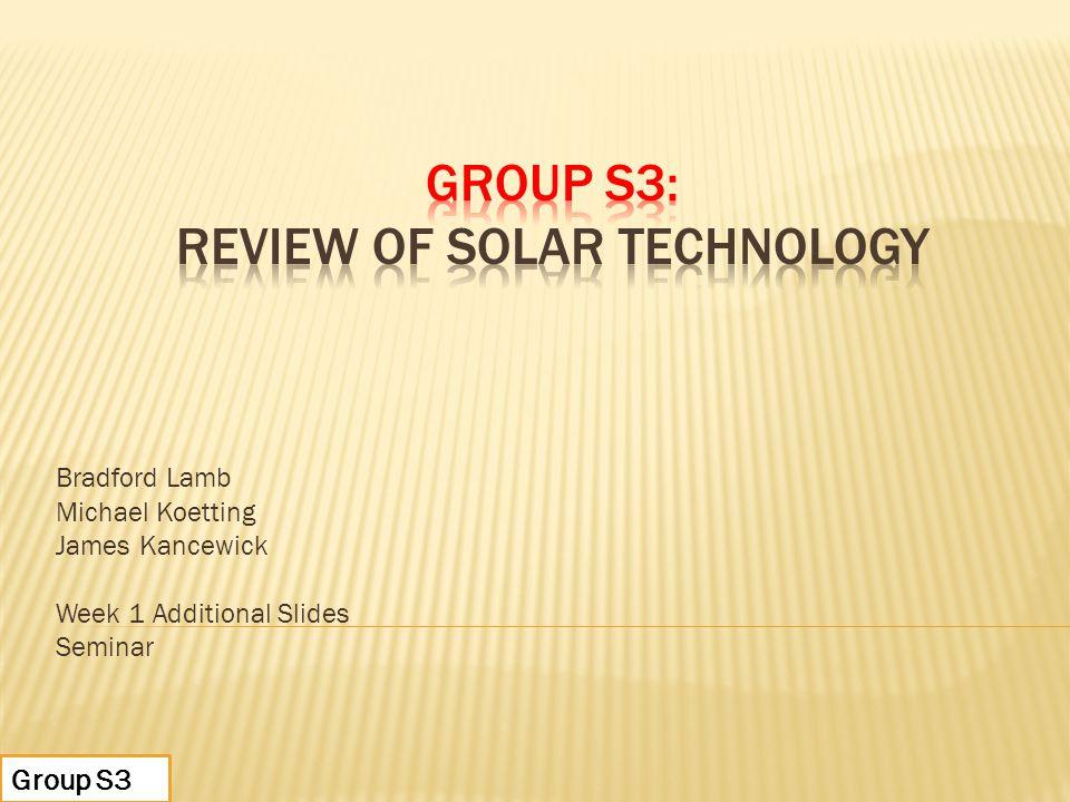 Presentation: Carbon Nanotubes By Group 5