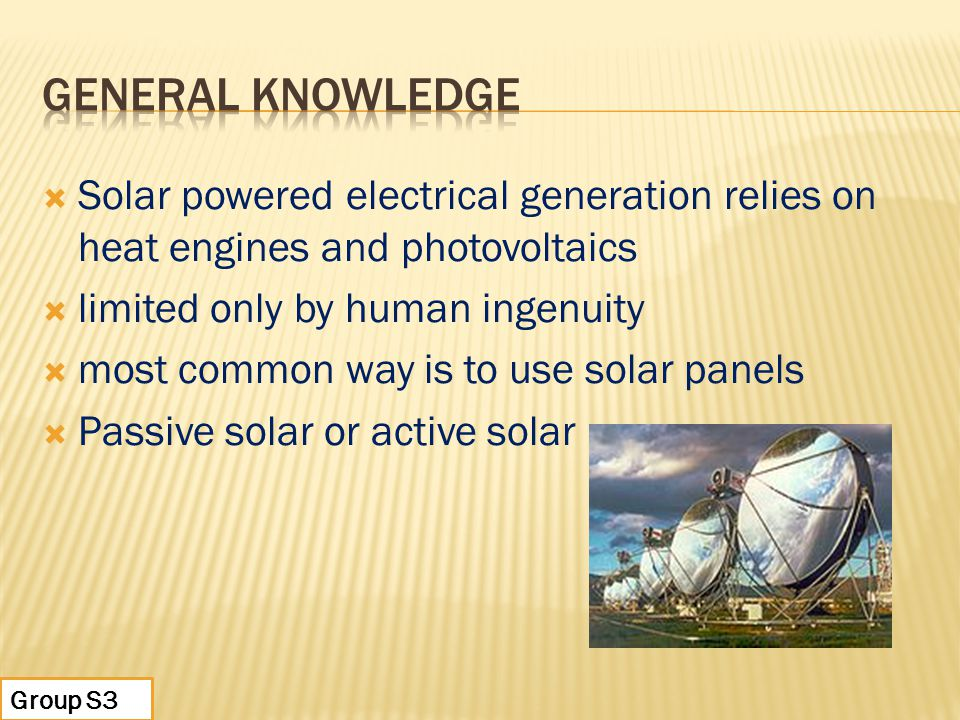Things Done Well Did a good job of defining any technical terms used throughout the presentation.