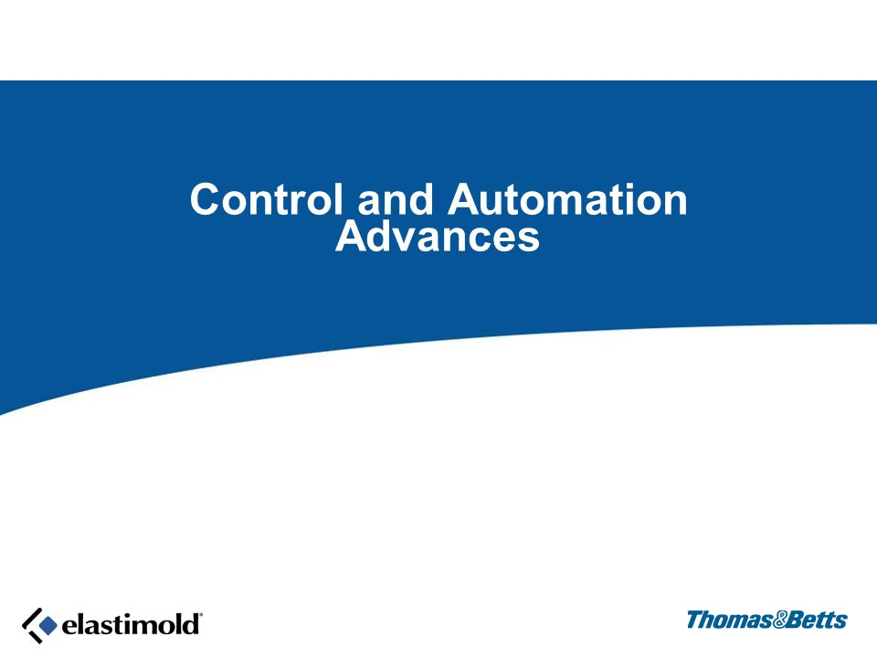 Control and Automation Advances