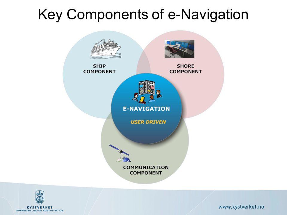 Key Components of e-Navigation