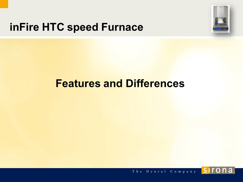 inFire HTC speed Furnace Features and Differences
