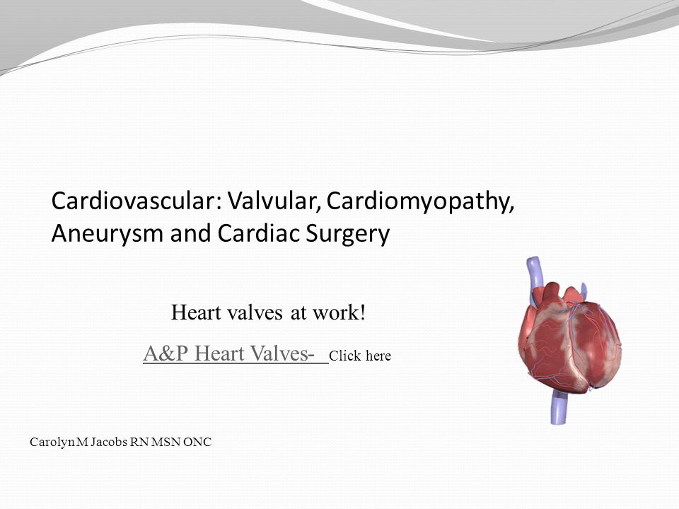 Heart Valve replacement (Aortic valve, patient resource, mechanical, biological)