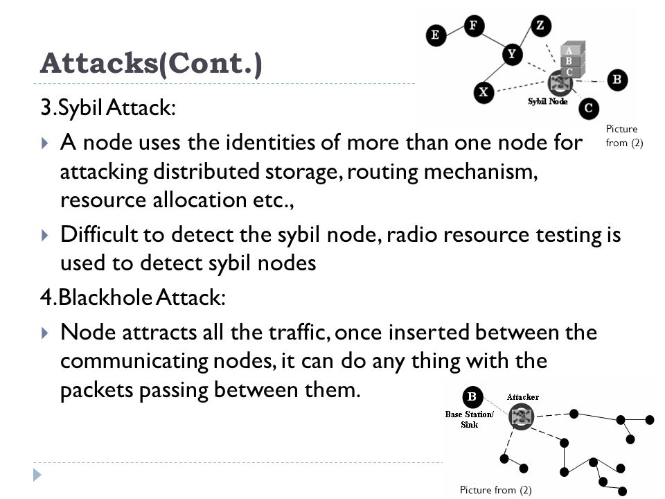 Conclusion  Cryptography Selection is fundamental to provide good security services, most approaches adopt symmetric key cryptography by introducing complex key management techniques  Although more secure schemes are available to limit the effects of attacks,attack detections are still needed.
