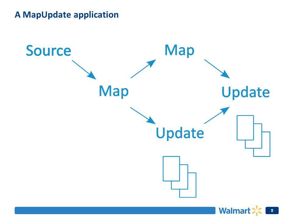 A MapUpdate application 8
