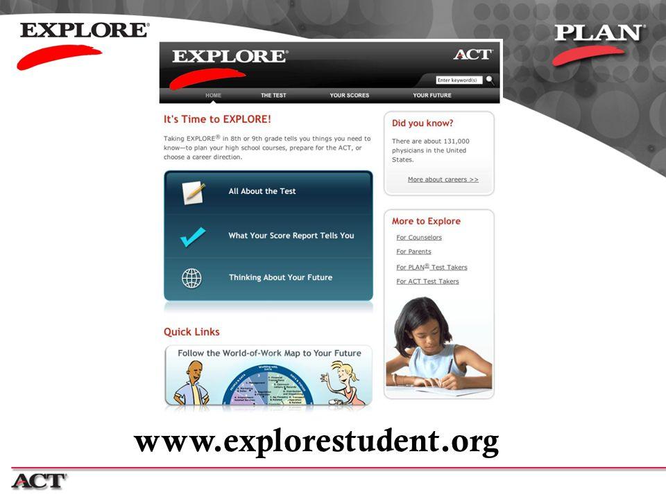 www.explorestudent.org
