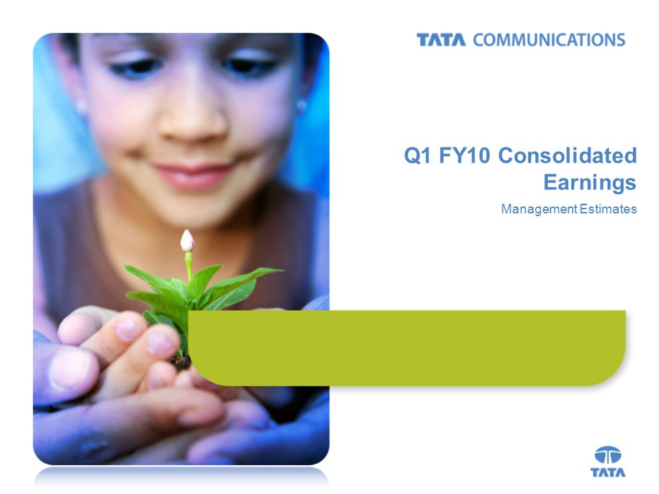 Confidential & Proprietary 11 Consolidated Results: Q1'10 I GAAP Rs Lakhs Unaudited Management Estimates