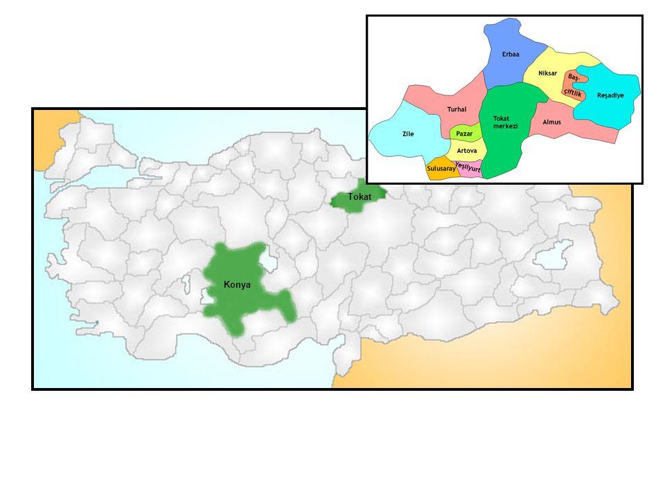 Tokat Konya