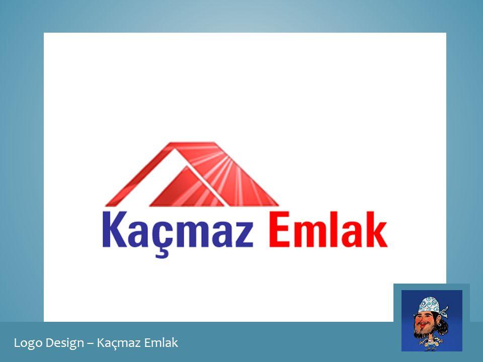 Logo Design – Kaçmaz Emlak