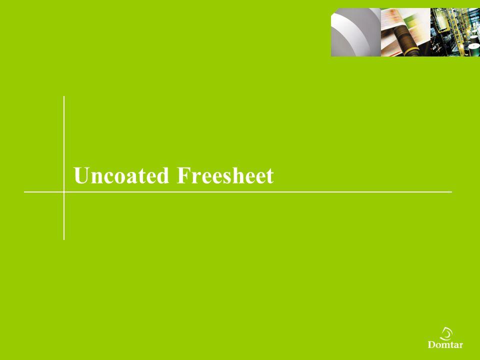Uncoated Freesheet