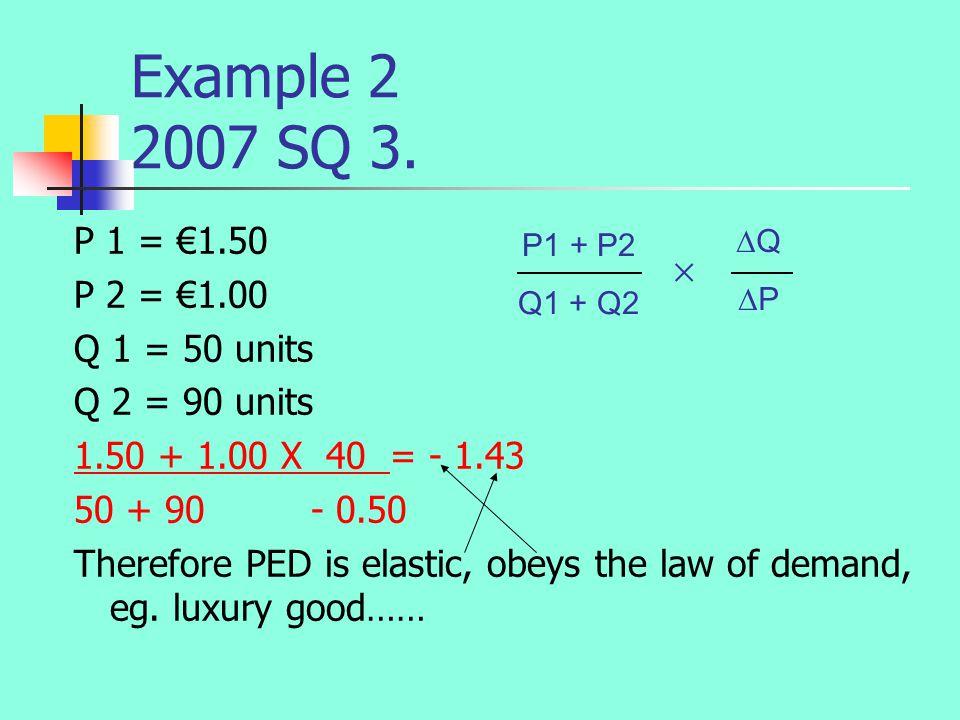 Example 2 2007 SQ 3.