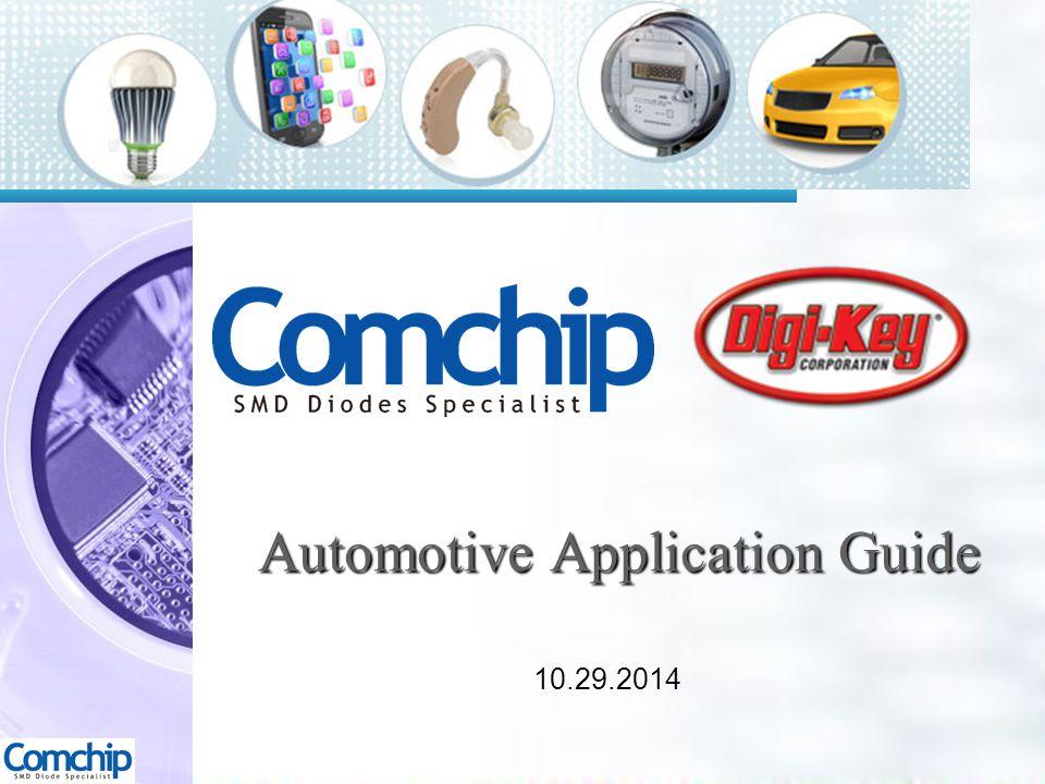 Automotive Application Guide 10.29.2014