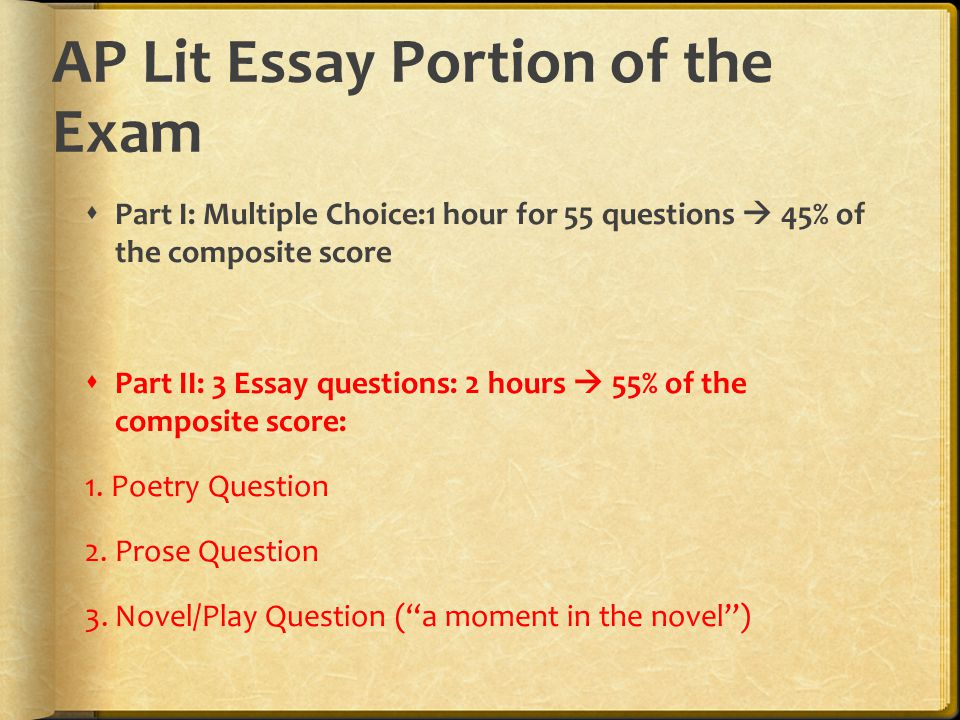 ap english 3 essays To write an english essay, start by collecting your notes and sources to brainstorm a thesis, also known as your main argument once you have an argument, begin your essay by writing a paragraph that introduces your topic and thesis.