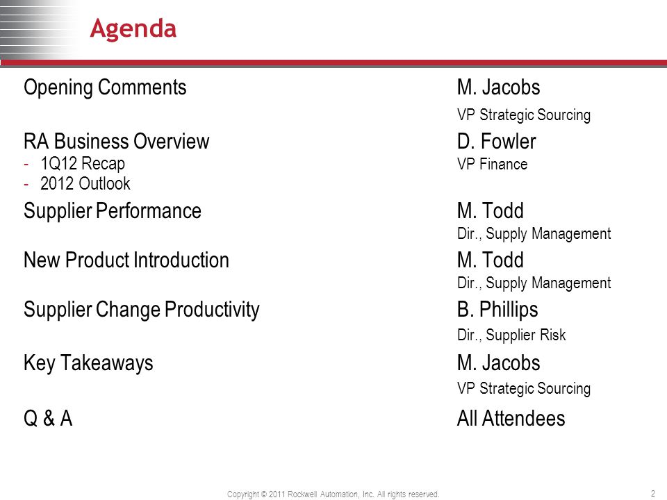 Supplier Change Productivity Idea Management OES Commodity Productivity Teams Eng Services, SSO BU Productivity Teams Lean Champions, Continuation Eng.