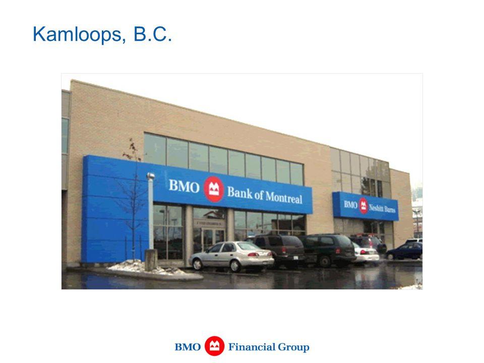 Kamloops, B.C.