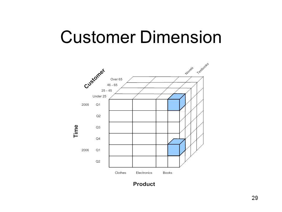 29 Customer Dimension