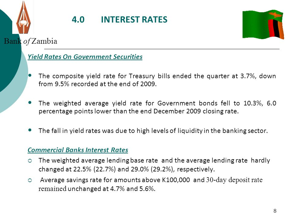 The overall financial condition and performance of the banking sector was satisfactory in the first quarter 2010.