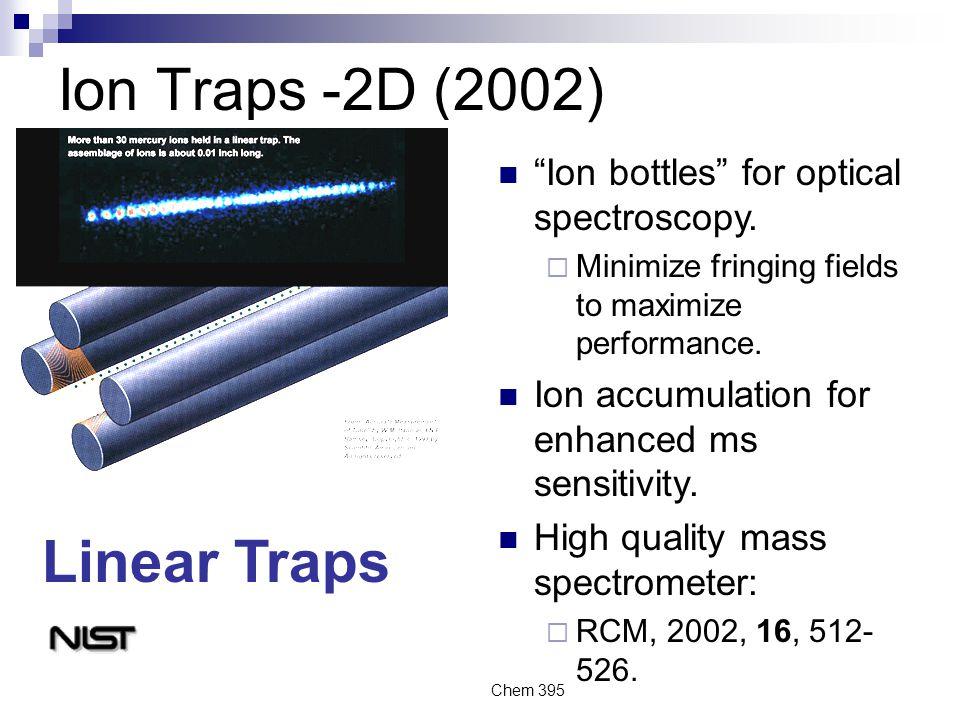 Bioanalytical Chem 395 Feb. 1, 2007 Triple Quads vs.