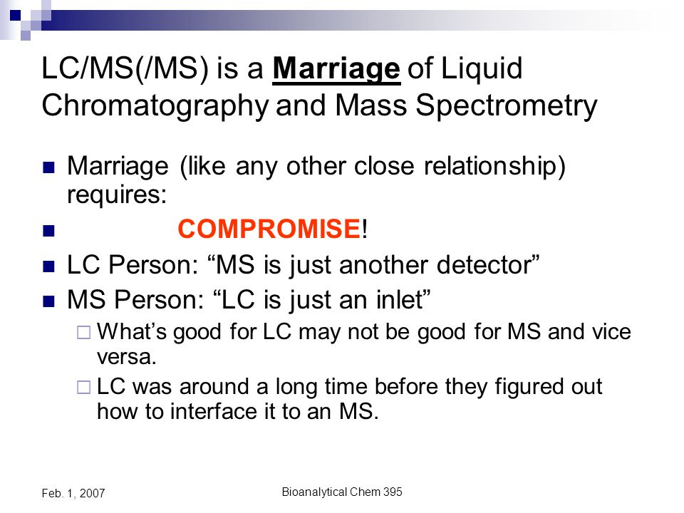 Bioanalytical Chem 395 Feb. 1, 2007 2003 SDI- Mass Range vs. Resolution SDI MAP October 2003