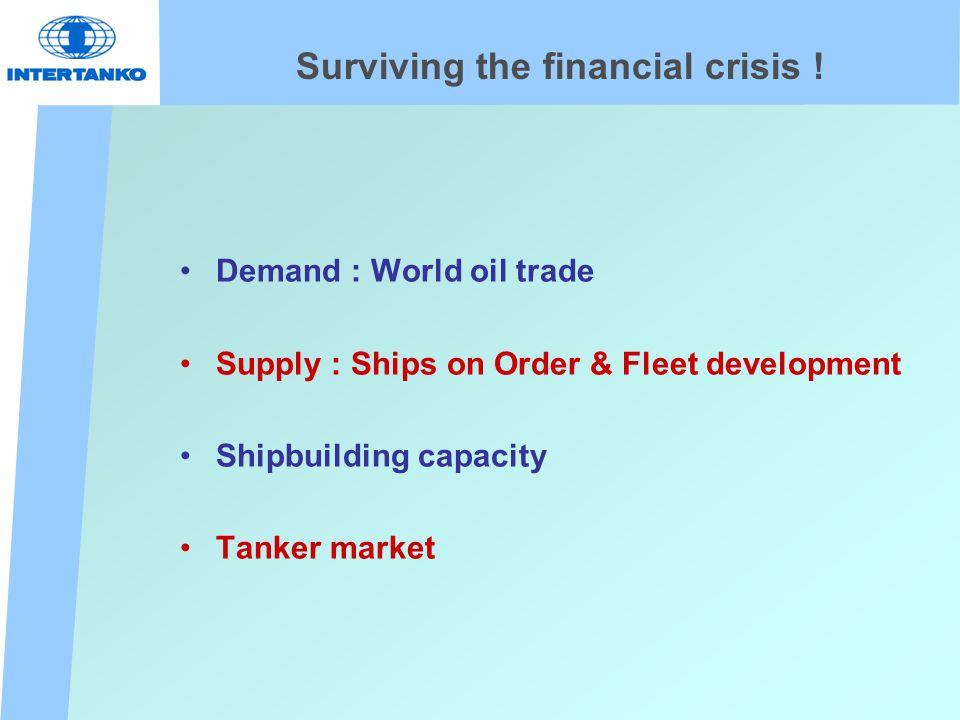 Surviving the financial crisis .