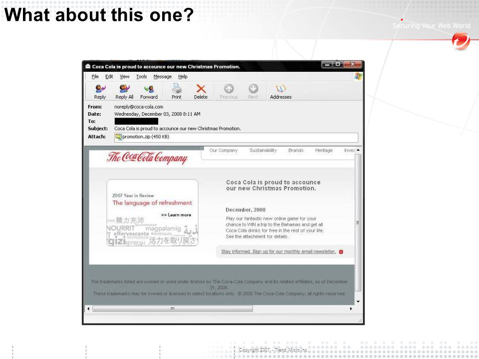 Copyright 2007 - Trend Micro Inc. What about this one?