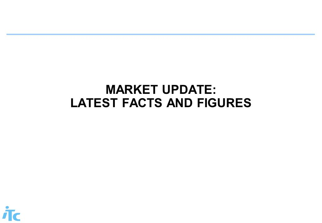 MARKET UPDATE: LATEST FACTS AND FIGURES