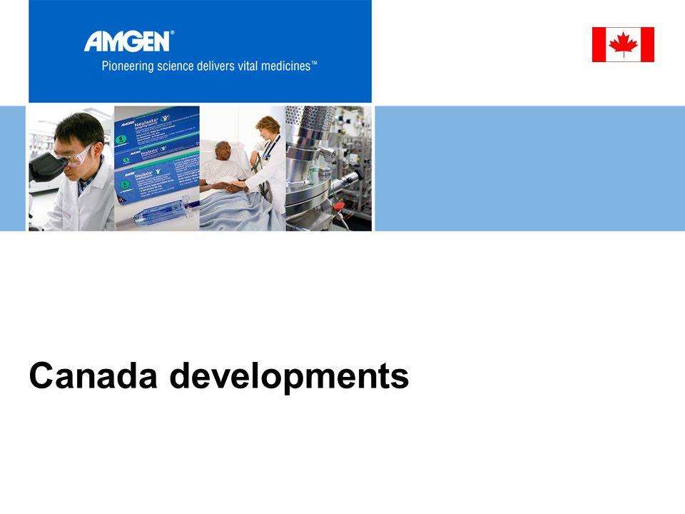 Canada developments