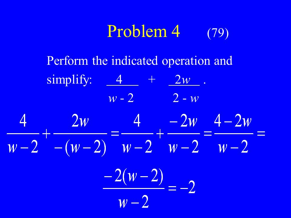 Problem 3 (38) Simplify the radicals and combine any like terms.