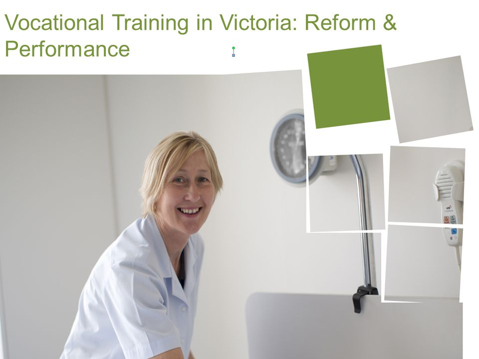 Vocational Training in Victoria: Reform & Performance
