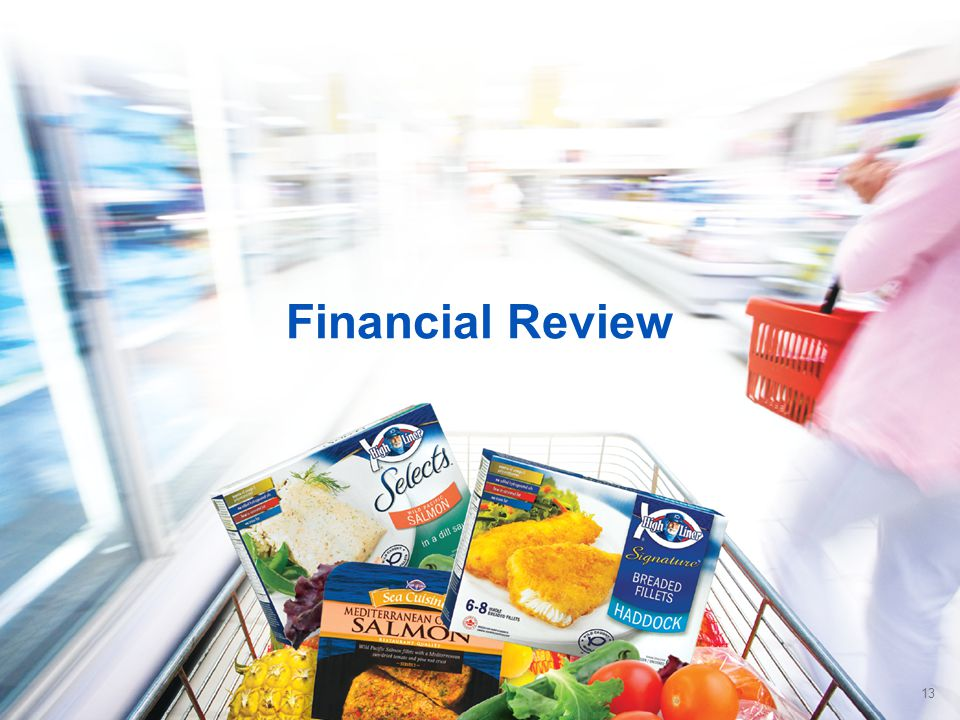 Financial Review 13