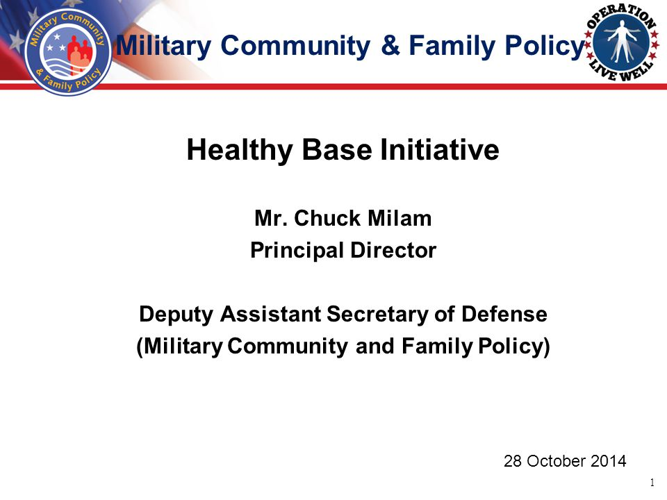 Healthy Base Initiative Mr.