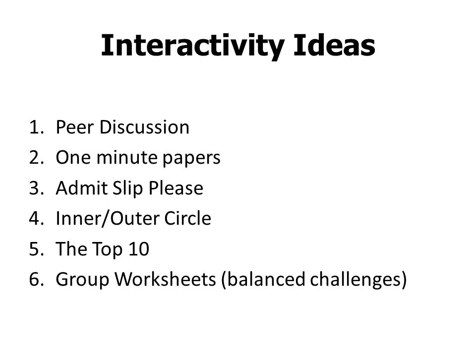Group Worksheets Balanced Challenges
