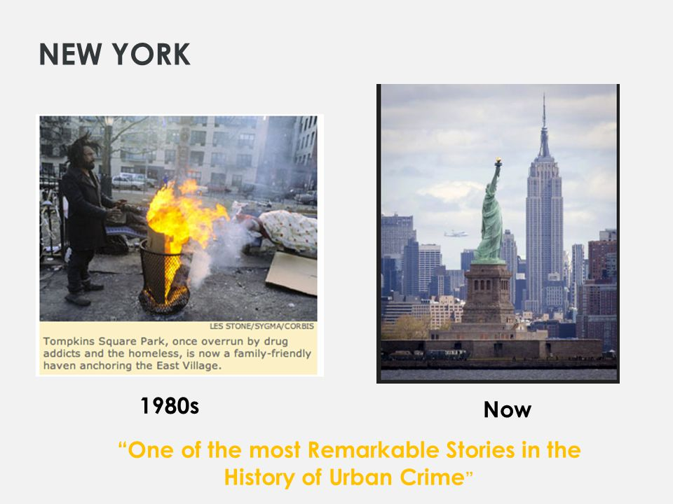 """""""One of the most Remarkable Stories in the History of Urban Crime """" 1980s Now NEW YORK"""